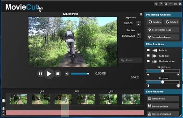 تحميل برنامج تعديل الفيديو وإضافة المؤثرات للكمبيوتر بالعربي مجانا