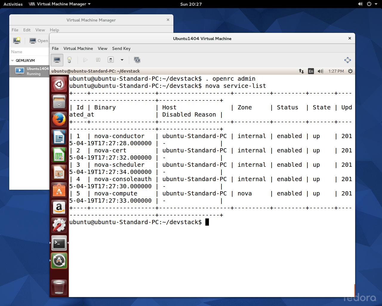 Xen Virtualization on Linux and Solaris: April 2015