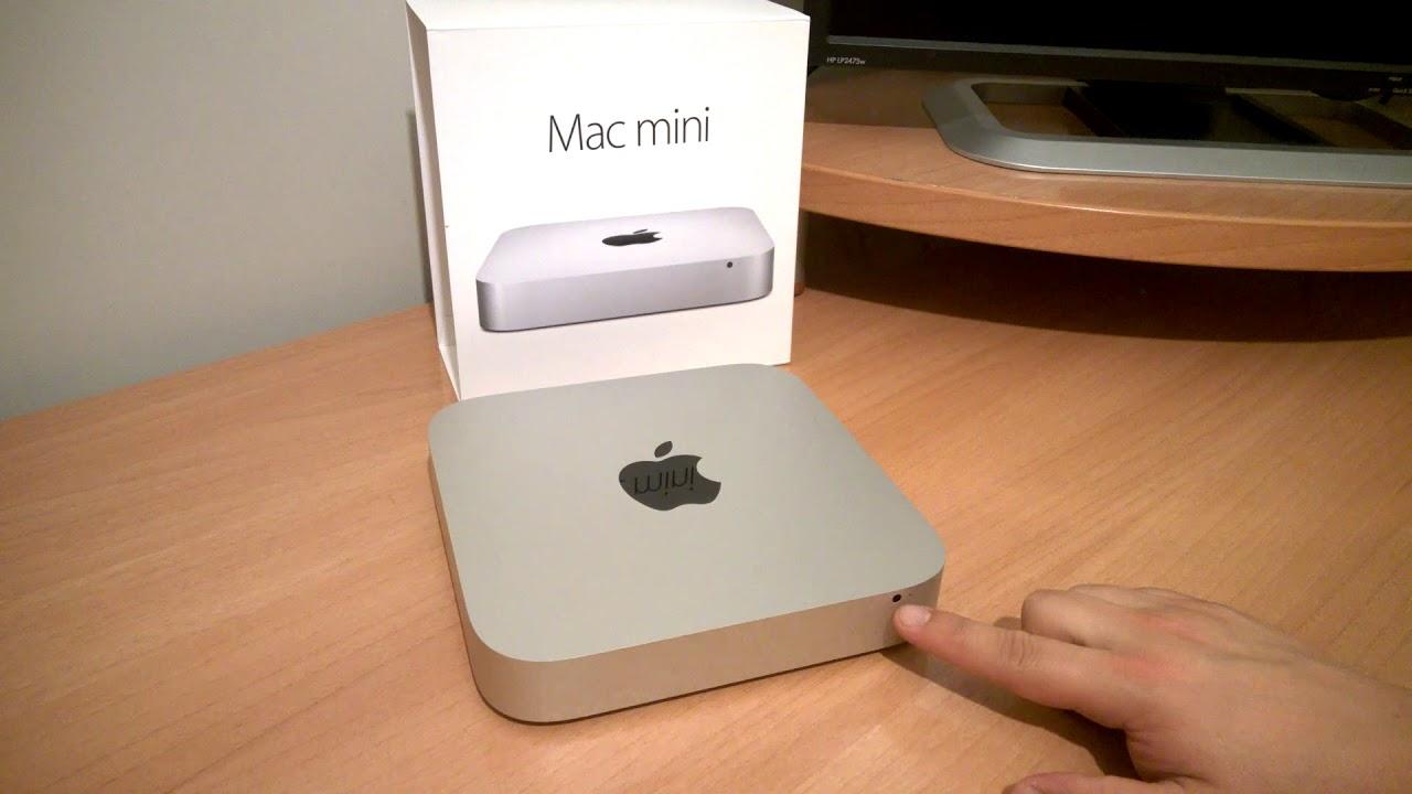 Mac Mini Specs