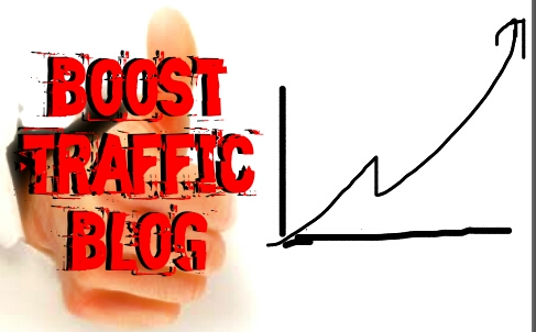 Boost traffic blog statistic