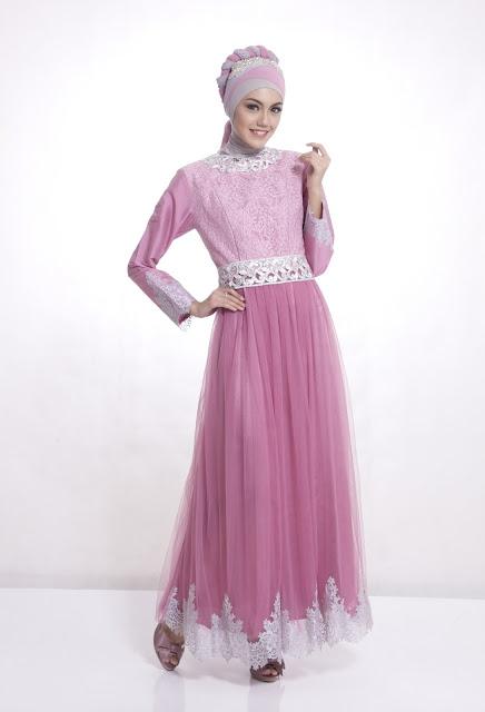model baju muslim remaja bahan satin