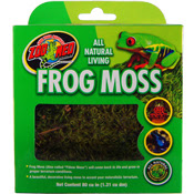 Frog, Pillow Moss Water Softener