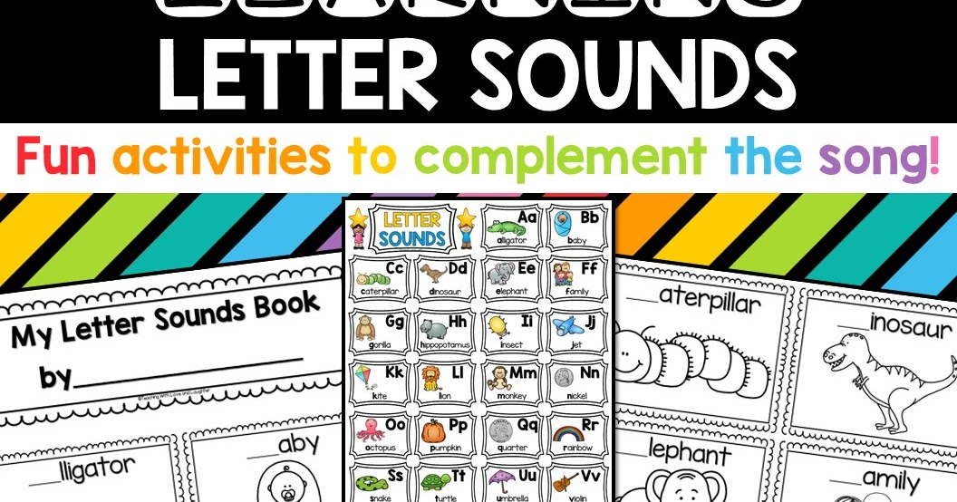 how to learn letter sounds