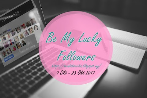 Be My Lucky Followers By Seindahcerita