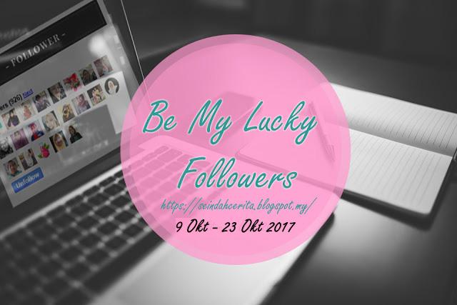 Be My Lucky Followers By Seindahcerita