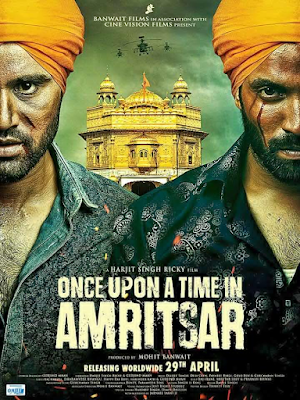 Once Upon A Time In Amritsar 2016 300MB Movie Download