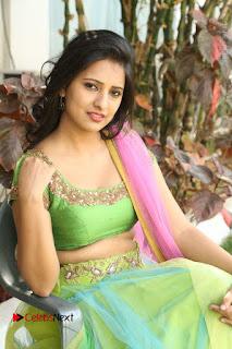 Actress Nikitha Bisht Stills in Lehenga Choli at Pochampally Ikat Art Mela Launch  0345.JPG