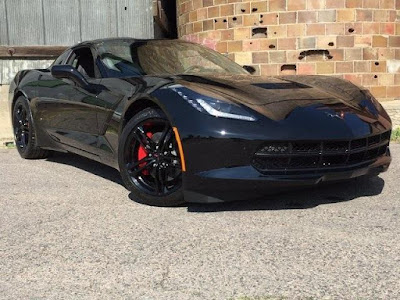 2017 Chevrolet Corvette Stingray for sale near Denver Colorado