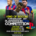ARE YOU A GAMER? STAND A CHANCE TO WIN 100K IN PS4 FIFA COMPETITION.