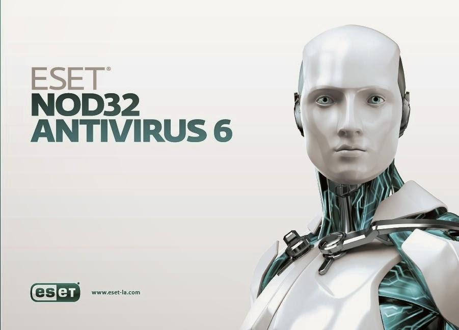 ESET NOD32 ANTIVIRUS & SMART SECURITY LATEST VERSION 6 ...