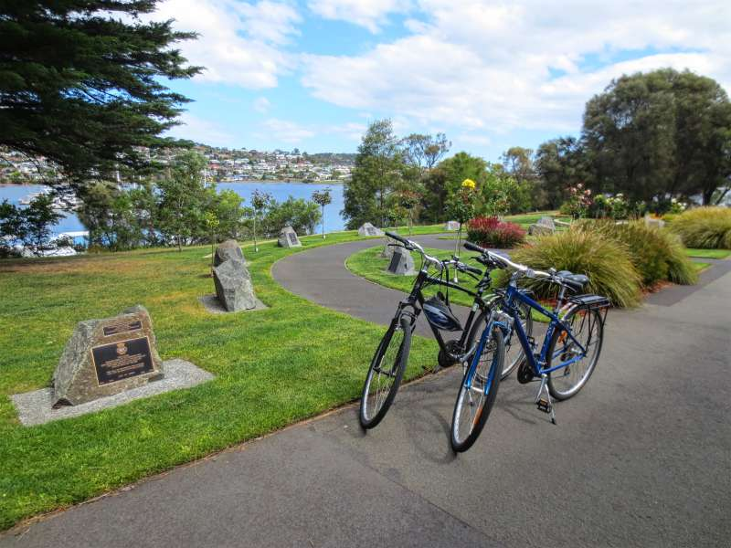 The Clarence Foreshore Trail
