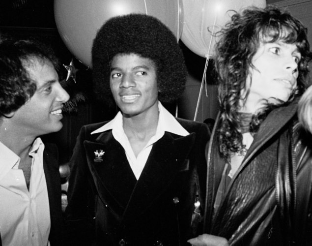 The Scene at Studio 54 Steve Rubell Michael Jackson Steven Tyler