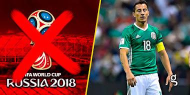¡Adiós Rusia! Terribles noticias para México ¡Podríamos quedarnos sin mundial!