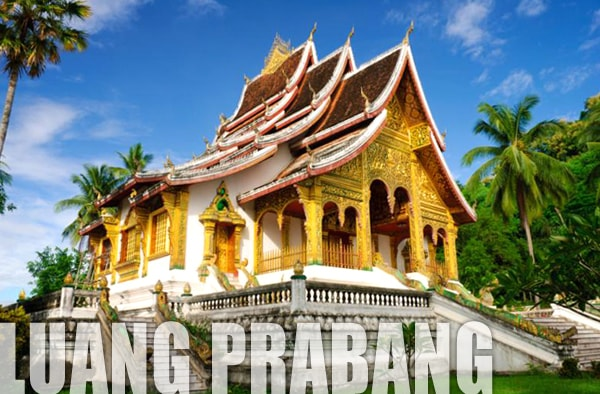 Visiting Luang Prabang in 2018