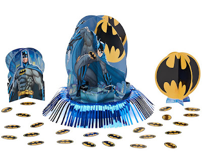 batman party decorations