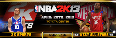 NBA 2K13 PC Custom Rosters All-in-One Pack