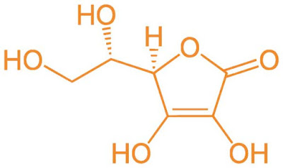 Rumus kimia vitamin C