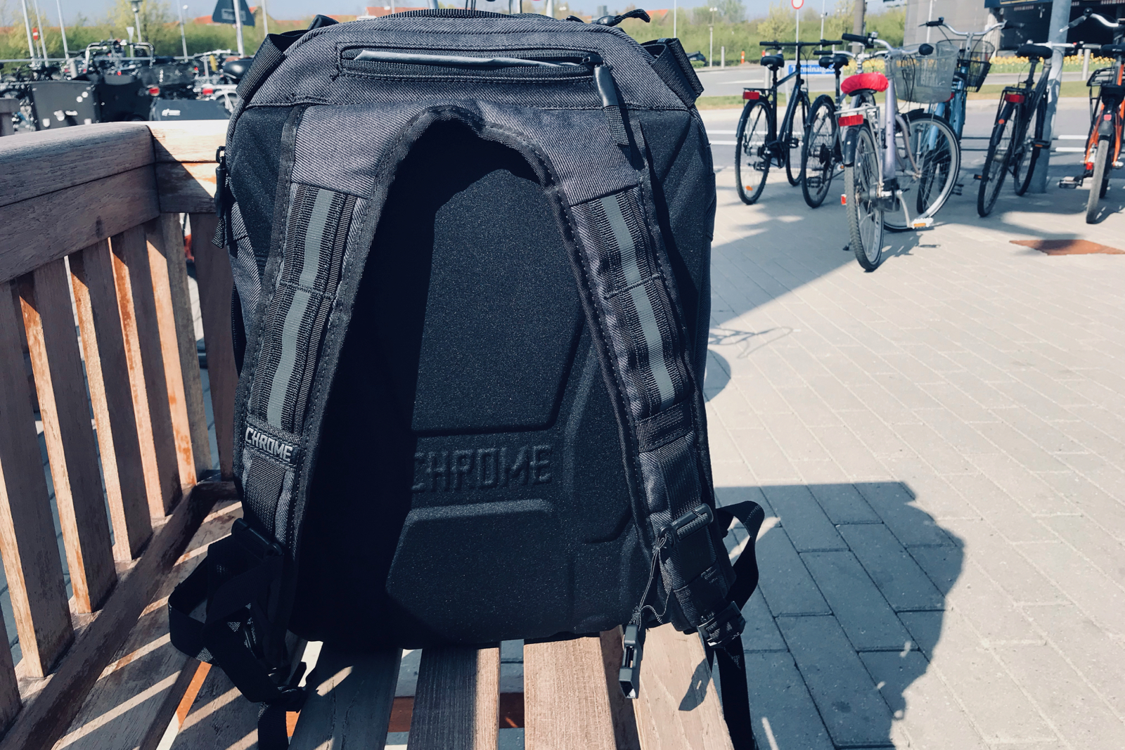 Chrome Industries Summoner Travel Backpack