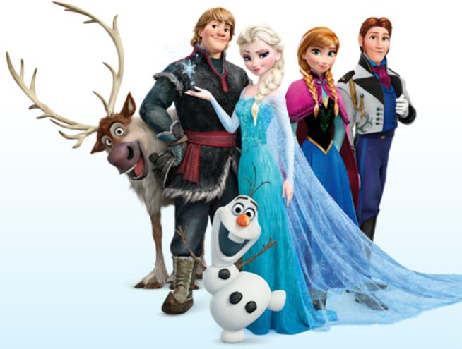 Frozen Movie Videos For Kids