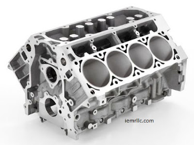 Gambar Blok Silinder Mobil