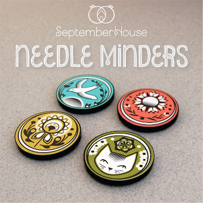 Needle Minders by SeptemberHouse