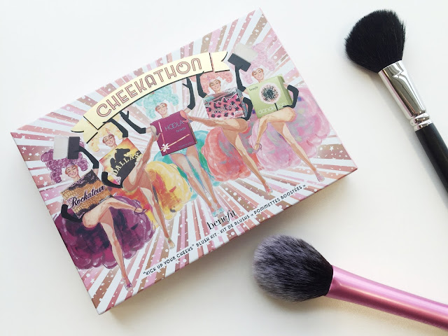 Benefit Cheekathon Palette Beauty Blogger