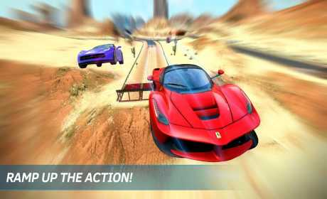 the most pop racing game serial from Gameloft Foneboy Asphalt Nitro APK + Mods Android Game Download
