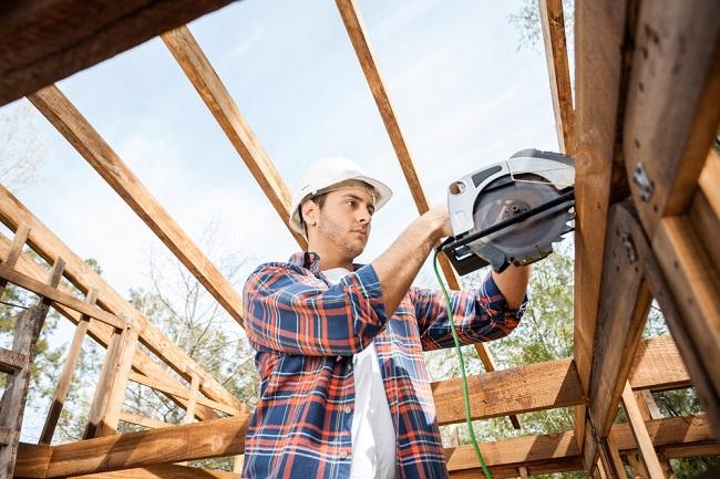 Timber Roof Truss