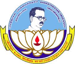 Bharathidasan University Time Table 2019