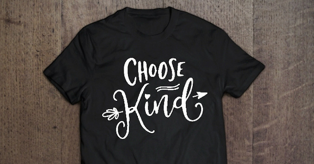 Choose Kind T-Shirts, t-shirts, kindness, kids, Wonder, adults, choose kind