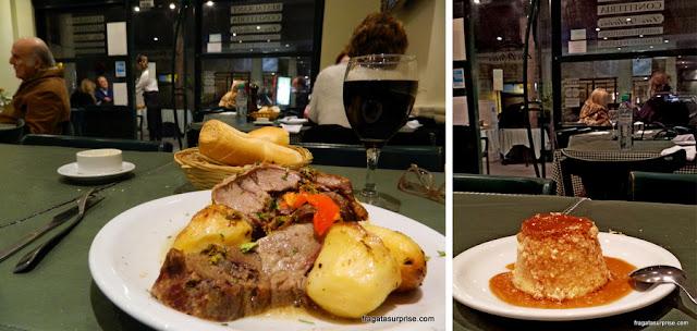 Restaurante Las Delícias, Recoleta, Buenos Aires