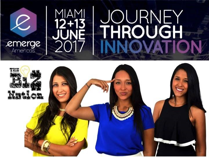 3 Colombianas serán parte de la conferencia de tecnología e innovación mas importante del año