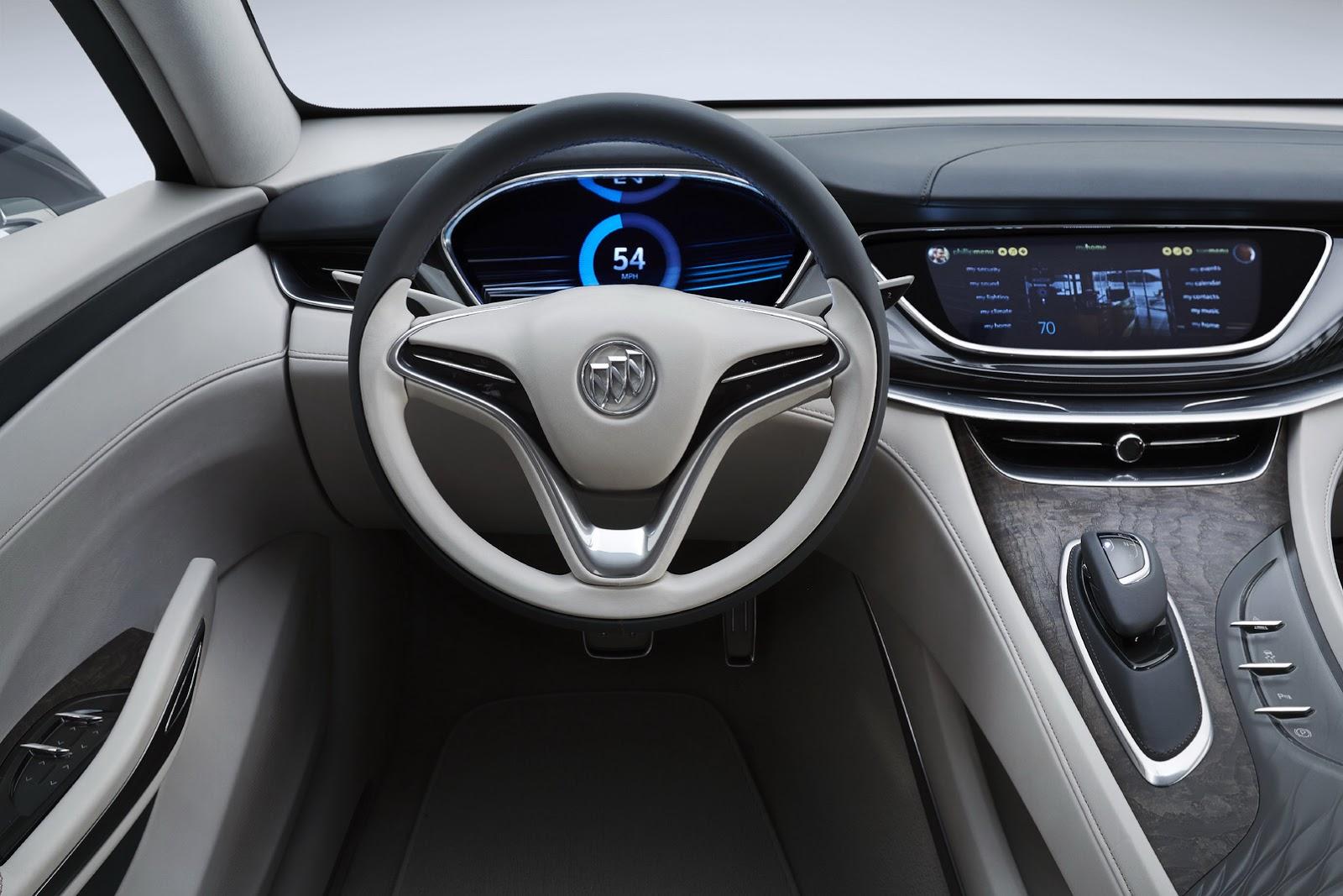 Buick Avenir is a Beautiful Concept for a Flagship Sedan ...
