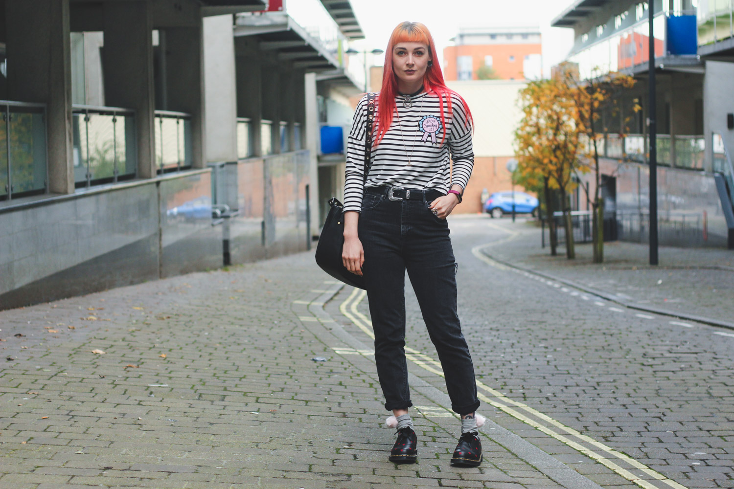 Alternative Style Blogger Foxxtailz in Joanie