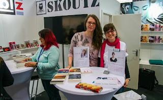 Susanne Halbeisen und Lara Kalenborn