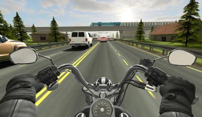 Highway Traffic Rider Mod Money