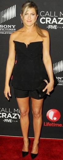 Foto de Jennifer Aniston más casual