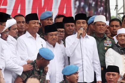 Faizal Assegaf: Jangan Halangi Jokowi Berangkulan Dengan Habib Rizieq