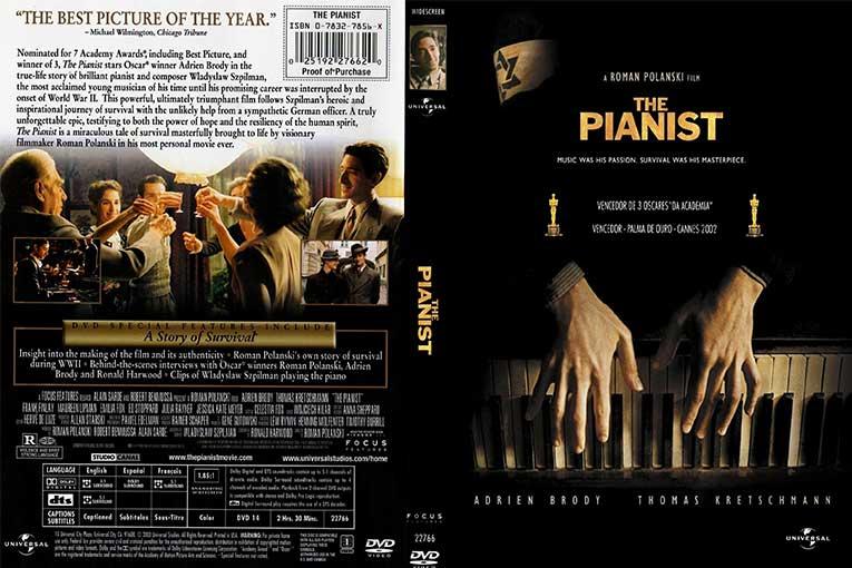 The Pianist (2002) 720p BrRip [Dual Audio] [Hindi+English]