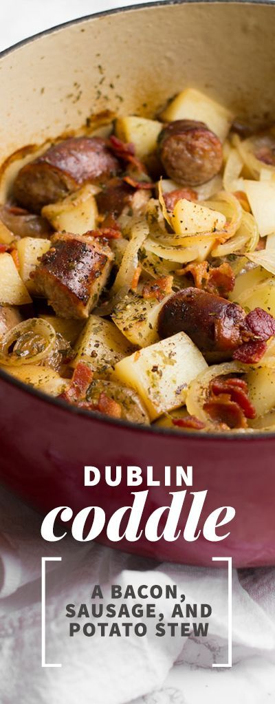 Dublin Coddle #dublin #coddle #deliciousrecipes #deliciousfood #dublinrecipes