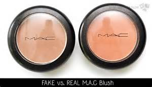 These counterfeit products of high end makeup brands like MAC have caused many allergic reactions and chemical burns from these fake beauty products.