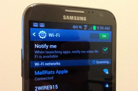 Android Tidak Bisa Terkoneksi Wifi