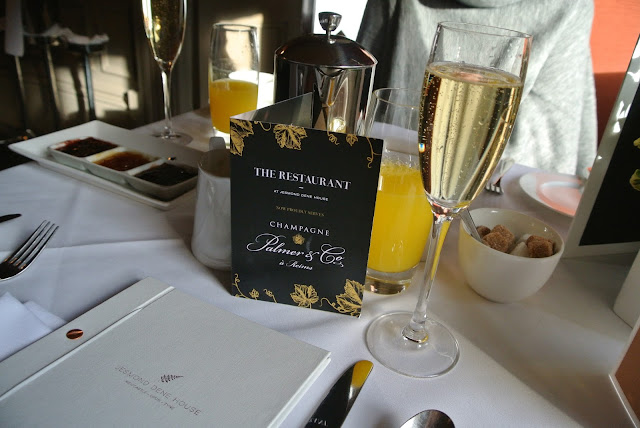 Champagne Breakfast at Jesmond Dene House Newcastle