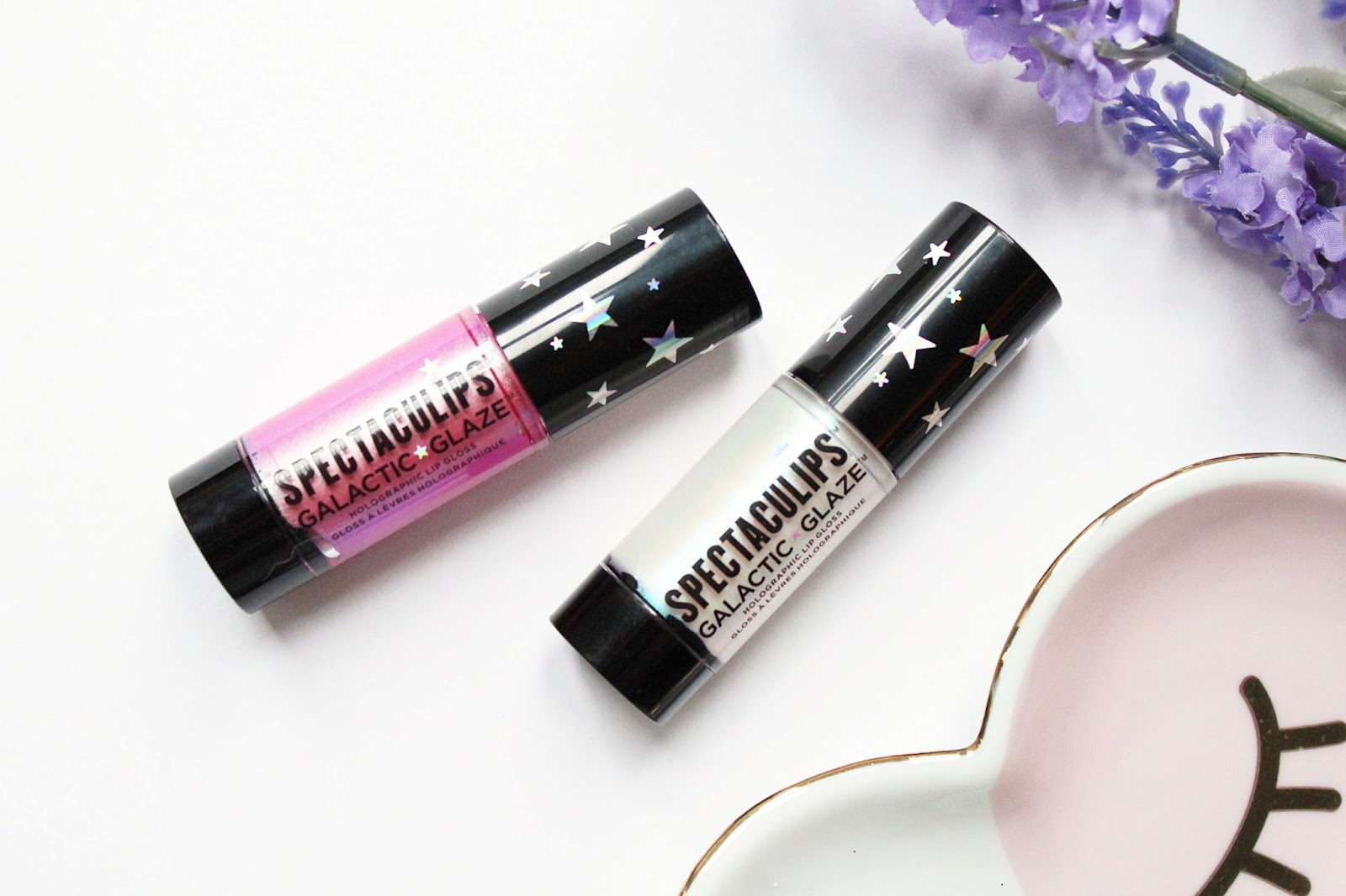 Soap & Glory Spectaculips Galactic Glaze Holographic Glosses