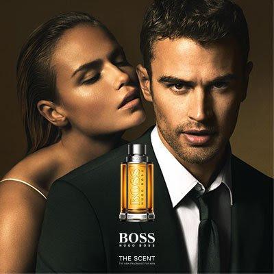 Perfume Boss The Scent EDT Masculino Hugo Boss