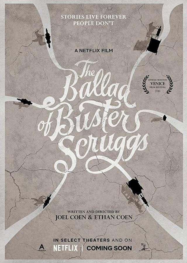 Nuevo Trailer de The Ballad of Buster Scruggs | NETFLIX