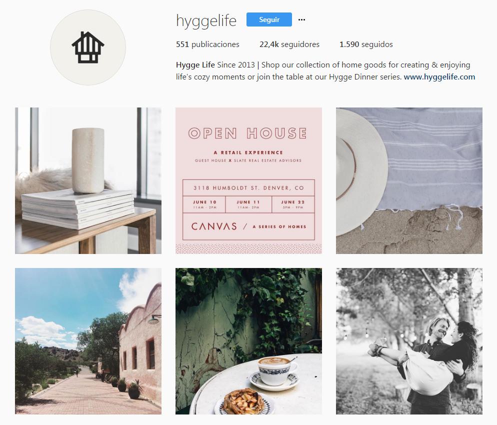 3 cuentas de Instagram sólo para fans del hygge