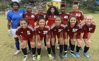 Bob Soccer, 5 de Abril, Claret y UVPN ganaron en Liga Dominicana de Fútbol