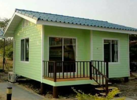 14 desain rumah kayu sederhana dengan nuansa pedesaan ...
