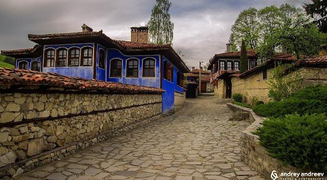 Calle de Koprivshtitsa, Bulgaria